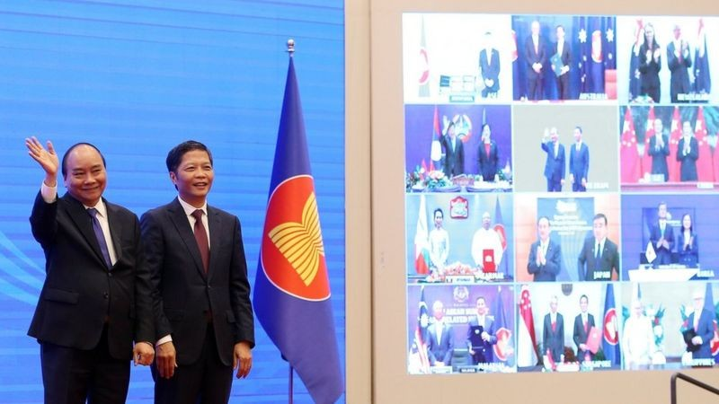 COMMENTARY: REGIONAL COMPREHENSIVE ECONOMIC AGREEMENT: A SIGNIFICANT TRADE AGREEMENT THAT WILL SHAPE THE REGION AND THE WORLD