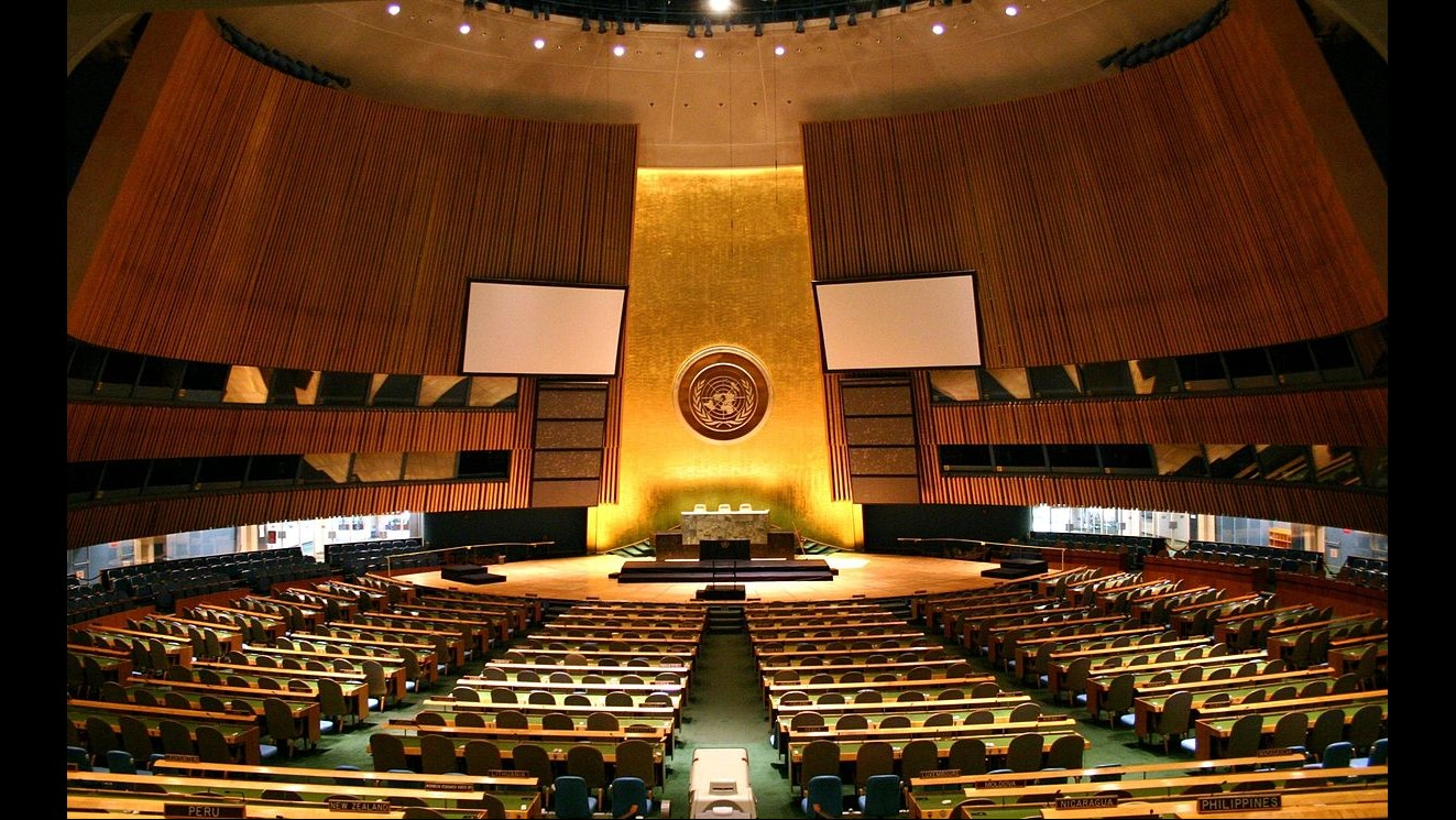 COMMENTARY: THE OPPOSITION AGAINST TURKEY IN THE ELECTION OF THE PRESIDENT OF UN GENERAL ASSEMBLY