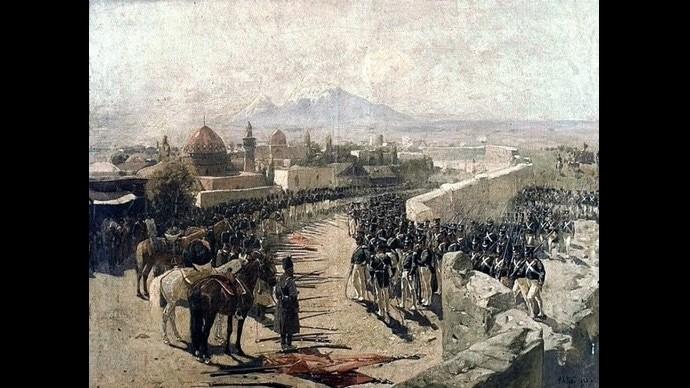 COMMENTARY: YEREVAN'S AZERBAIJANI PAST