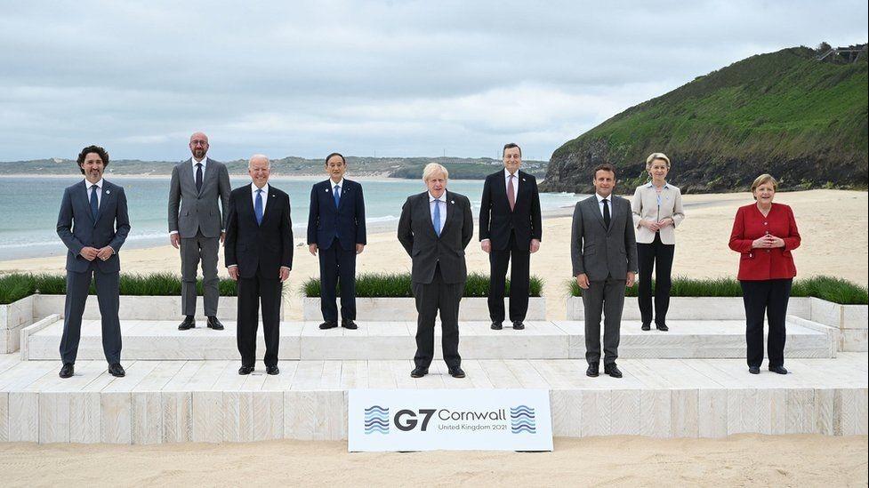 """YORUM: G7 ZİRVESİ BATI'NIN """"DAHA İYİSİNİ"""" İNŞA EDEBİLECEĞİNİ KANITLIYOR MU?"""