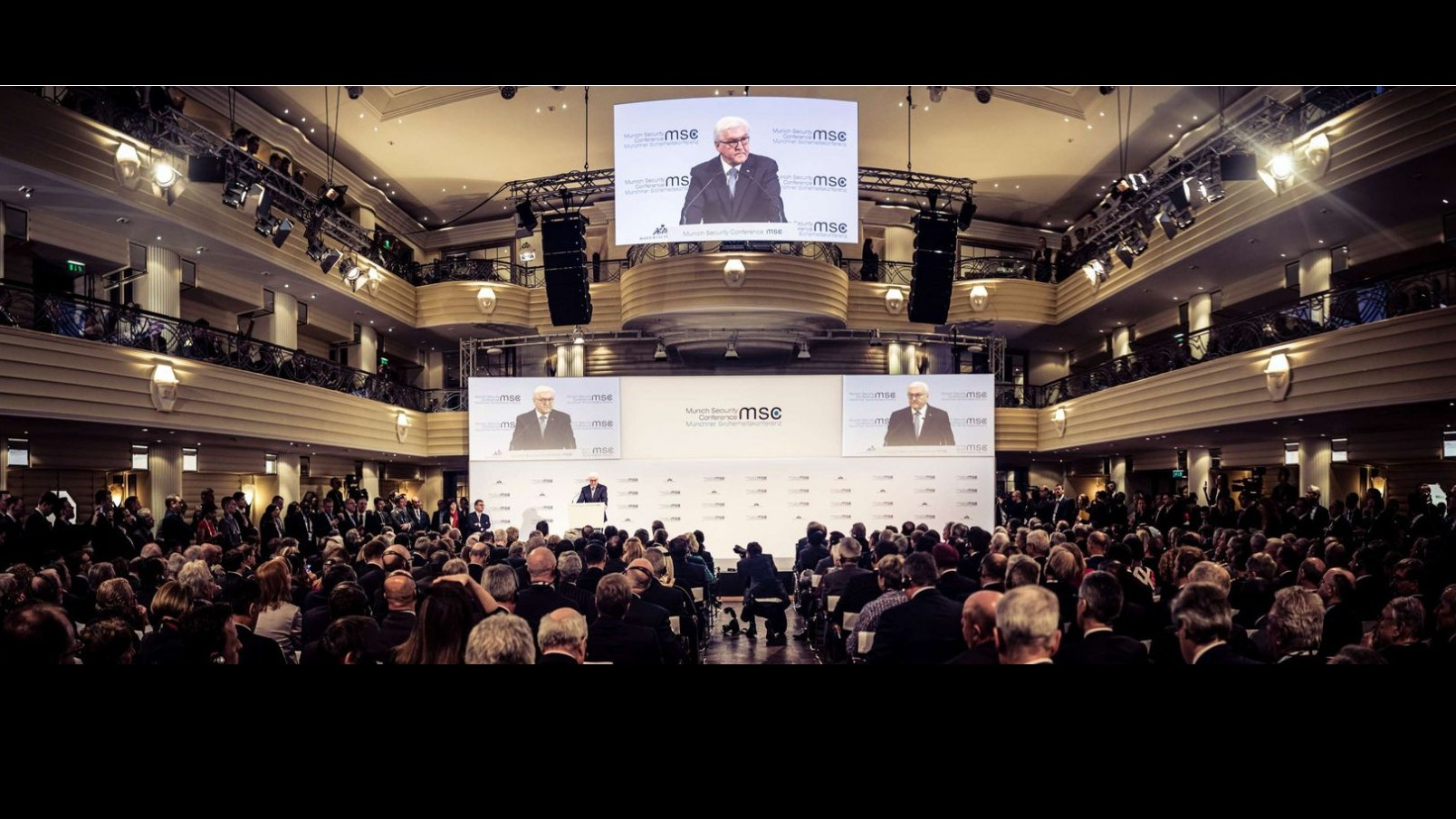 """ANALYSIS: MUNICH SECURITY CONFERENCE 2020 REVEALS THE NECESSITY OF """"CONSTRUCTIVE EURASIANISM"""""""
