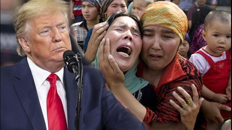 COMMENTARY: US PRESIDENT TRUMP'S DECISION TO IMPOSE SANCTIONS AND UIGHUR TURKS